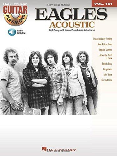 Eagles Guitar Lyrics (Eagles Acoustic - Guitar Play-Along Vol. 161)