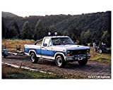 1983 Ford F150 Explorer Pickup Truck Photo Poster