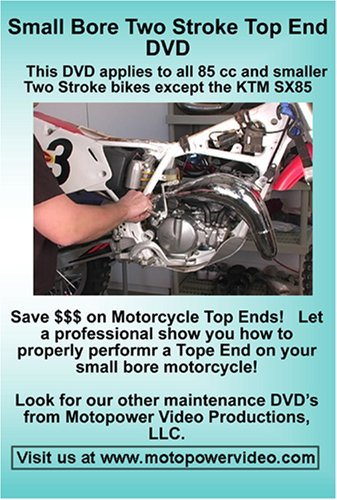 - Small Bore Two Stroke Top End DVD