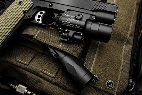 SureFire X400 Ultra Series LED WeaponLights w/Built-in Laser