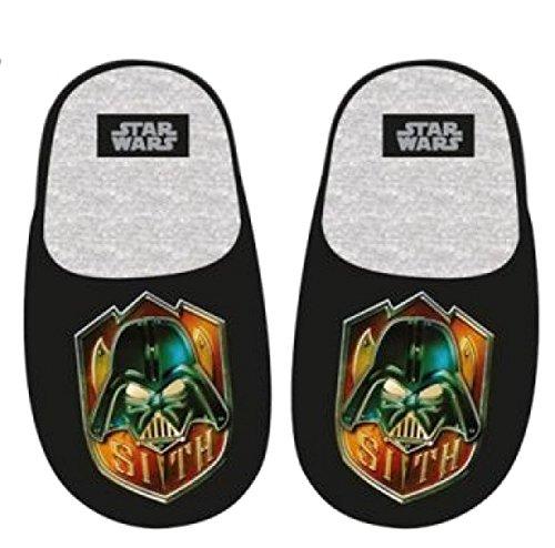 Star Wars - Zapatillas de estar por casa de Terciopelo para niño Multicolor multicolor Multicolor - Variante 2