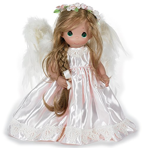 Guardian Angel Doll (Precious Moments Dolls by The Doll Maker, Linda Rick, My Guardian Angel, 16 inch doll)