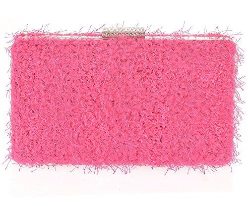 clair rose femme Pochette pour petit Hautefordiva rose corail wqI4YUF