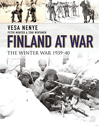 Finland at War: The Winter War 193940 (General Military)