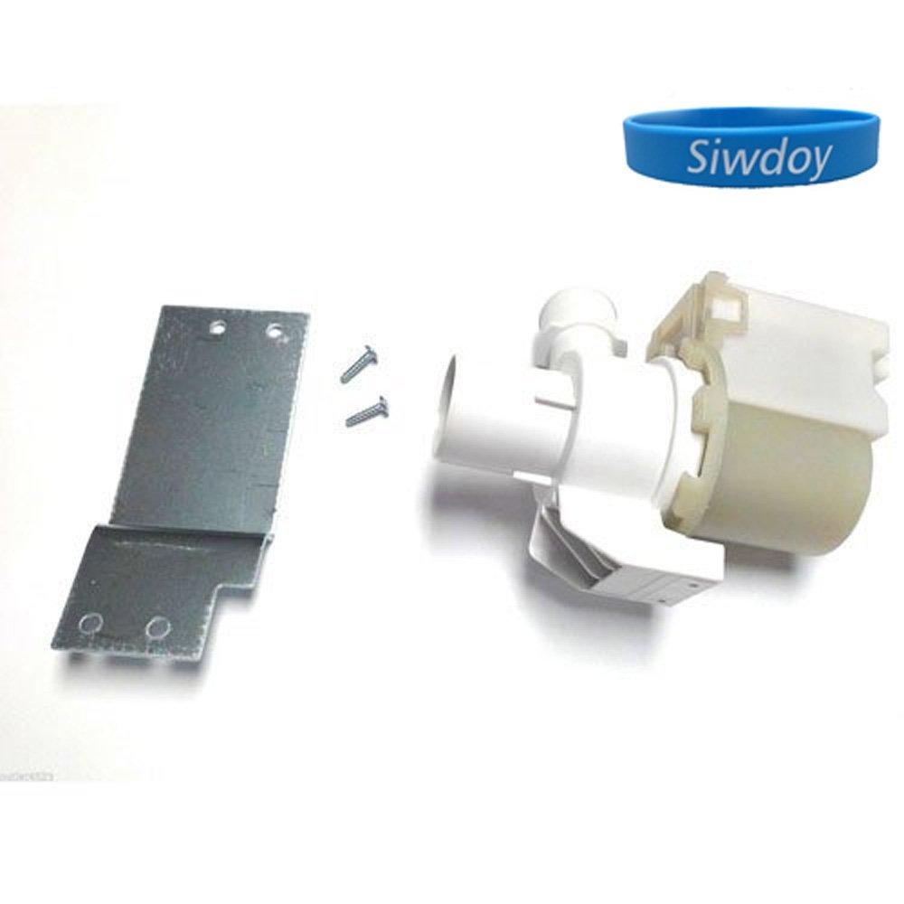 Siwdoy WH23X10030 for GE Washing Machine Washer Drain Pump Motor