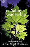 img - for The Nature of Leadership book / textbook / text book