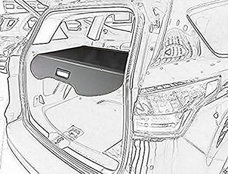 Amazon Com Kongka Cargo Cover For 13 17 Ford Escape Cargo Cover