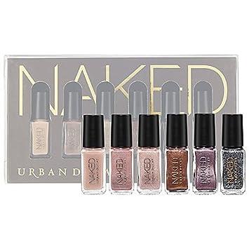 Amazon.com : Urban Decay Naked Nail Set : Nail Polish : Beauty