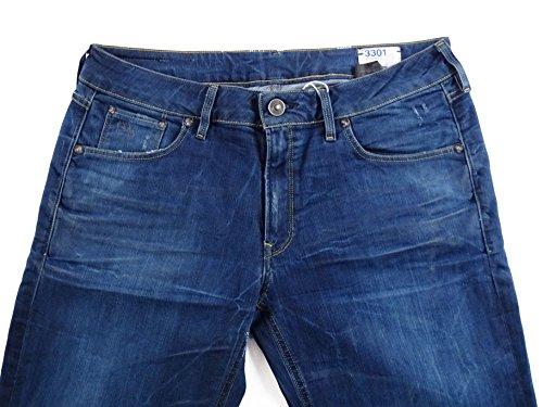 G-Star- Herren Jeans - Comfort Apton Denim - Medium Aged - W30/L32