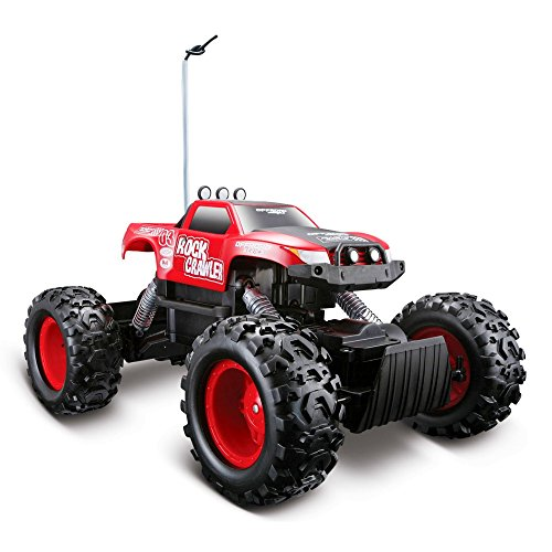 Maisto R/C 27Mhz (3-Channel) Rock Crawler Radio Control Vehicle