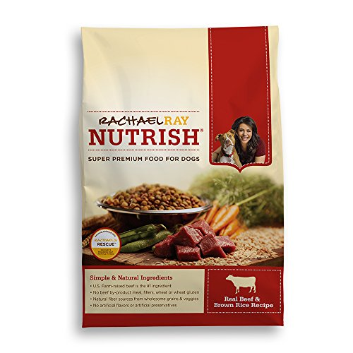 Rachael Ray(TM) Nutrish Natural Dry Dog Food Beef and Brown Rice Recipe 14 lbs