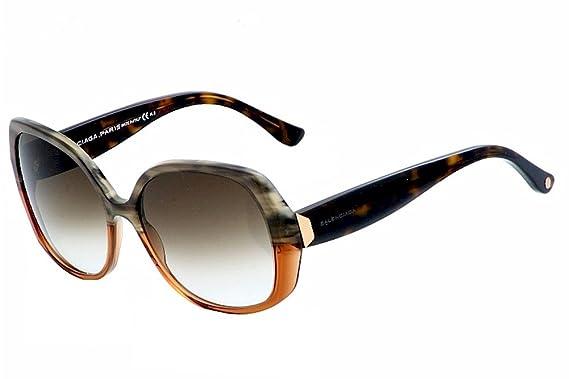 Amazon.com: anteojos de sol Balenciaga 0095/S 00 K1 Marrón ...