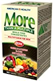 American Health, More Than A Multi, Men, 90 Tablets For Sale