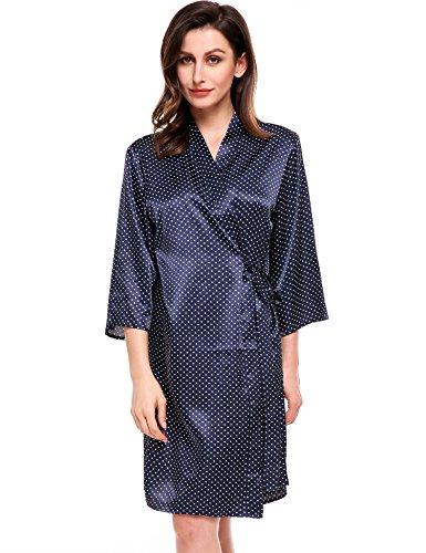 Ekouaer Kimono Style Lounge Womens product image