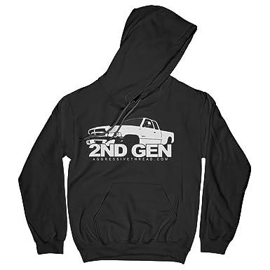 Dodge Ram Hoodie >> Amazon Com 2nd Gen Dodge Ram Truck Hoodie Sweatshirt Clothing