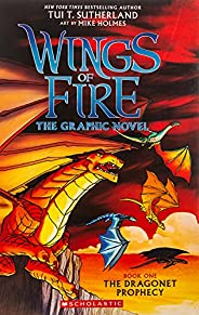 The Dragonet Prophecy (Wings of Fire Graphic Novel #1): A Graphix Book: The Graphic Novel