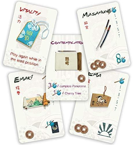 Funforge Tokaido Crossroads Board Game