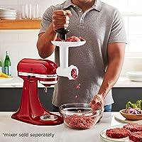 KitchenAid 5FGA Tritatutto Accessorio per Robot da Cucina KitchenAid