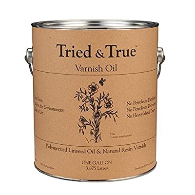 Tried and True Varnish Oil, Pint