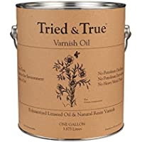 Varnish Oil, Pint by Tried & True Wood Finish