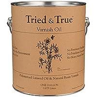 Varnish Oil, Pint by Tried & True Wood Finish