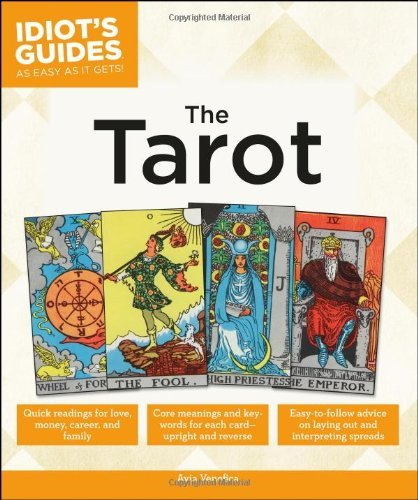 By Avia Venefica Idiot's Guides: The Tarot (Box Pck Pa) [Paperback] PDF
