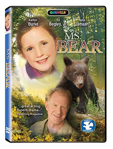 Ms. Bear -  DVD, Rated G, Paul Ziller