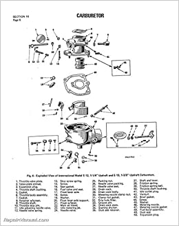 ih-s-super-c international harvester farmall tractor engine clutch  transmission service manual: manufacturer: amazon com: books
