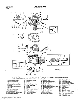 1952 international engine diagram wiring diagram manual 1952 L110 International Rear Bumper  1952 International L110 Pickup Truck ih s super c international harvester farmall tractor engine clutch 1952 dodge wire diagram international truck