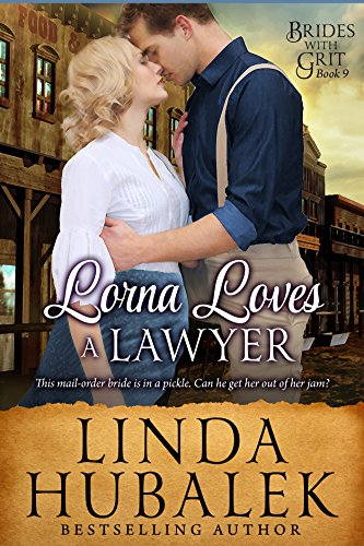 Lorna Loves Lawyer Historical Western ebook product image