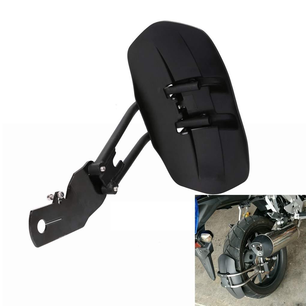AmzElenxs Elenxs pour Le Remplacement NC700 NC750X CB1300 CB400 pneus arri/ère Garde-Boue Moto Moto Roue arri/ère Boue Fender