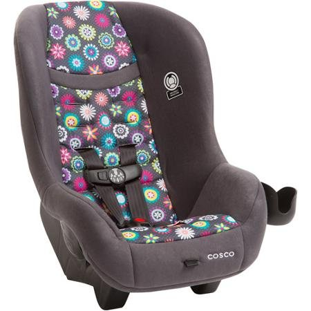 Safe Cosco Convertible Car Seat Scenera NEXT for At Least 2 Years Babies, Kids, Toddlers with Side Impact Protection, 5-point Front Harness, 5 Heights and 3 Buckle Location for BEST FIT, Forward-facin