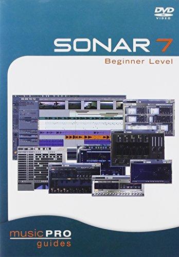 Music Pro Sonar 7 Beginner Level - Level Dvd 7 Beginner