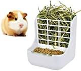 STKYGOOD Rabbit Feeder Bunny Guinea Pig Hay