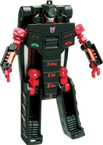 Hasbro Transformers Real Gear Robots Wire Tap ()