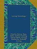 img - for Loring Genealogy book / textbook / text book