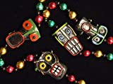 Voodoo Doll Zombies Beads Revenge Necklace Wealth Money Prayer