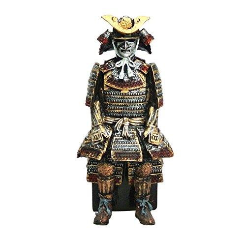 Japanese Samurai General Armor Figurine: Oda - Samurai Yoroi Armor