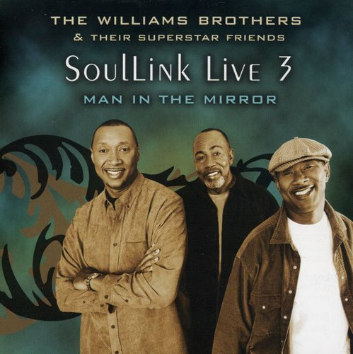 Soullink Live, Vol. 3: Man In The Mirror by Blackberry Records