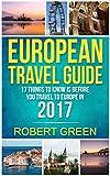 EUROPEAN TRAVEL GUIDE