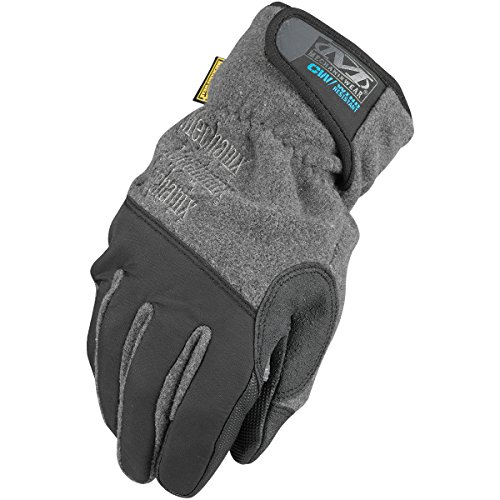 Mechanix Wear Herren Wind Resistant Handschuhe Schwarz Größe XXL
