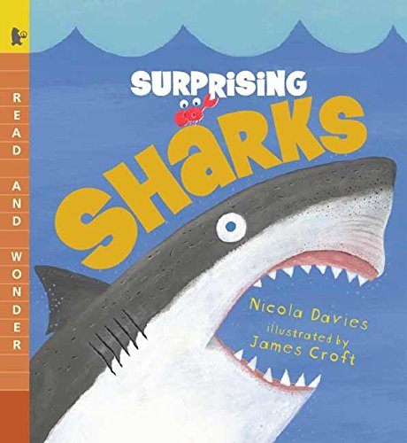 Surprising Sharks: Read and Wonder