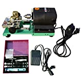 ECO-WORTHY Jewelry Pearl Drilling Holing Machine Driller Full Set Jewelry Holer Tools 110V