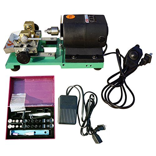 ECO-WORTHY Jewelry Pearl Drilling Holing Machine Driller Full Set Jewelry Holer Tools 110V by ECO-WORTHY
