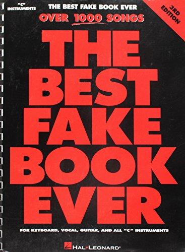 The Best Fake Book Ever - 3rd ()