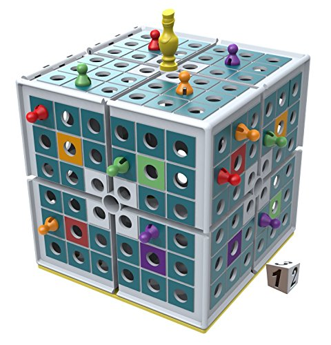 Squashed 3D Strategy Board Game Christmas Present Ideas 13 Year Old Boy