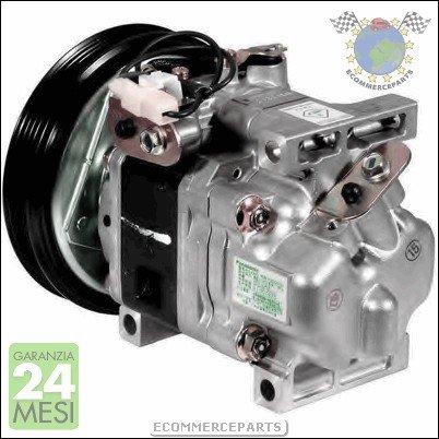 CO4 Compresor Aire Acondicionado SIDAT Mazda 323 S VI Gasolina: Amazon.es: Coche y moto