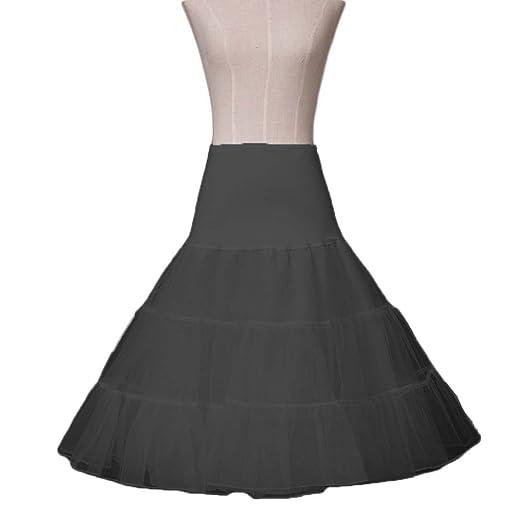 Rockabilly Wedding Dress.Oyisha Women S 50s Vintage Rockabilly Wedding Petticoat Tutu