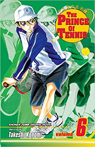 Descargar Ebooks Torrent The Prince Of Tennis, Vol. 6: V. 6 Archivo PDF A PDF