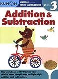 Grade 3 Addition & Subtraction (Kumon Math Workbooks)